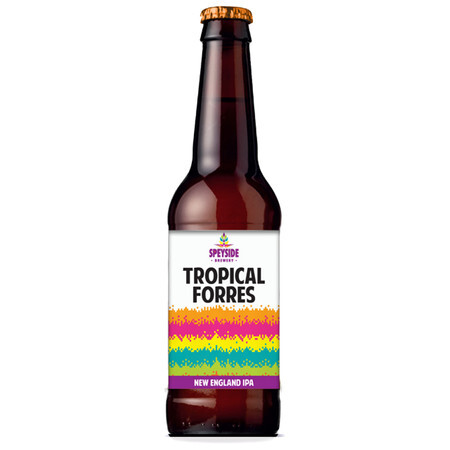 Speyside Brewery Tropical Forres New England IPA – Buy Beer online on EeBriaTrade.com