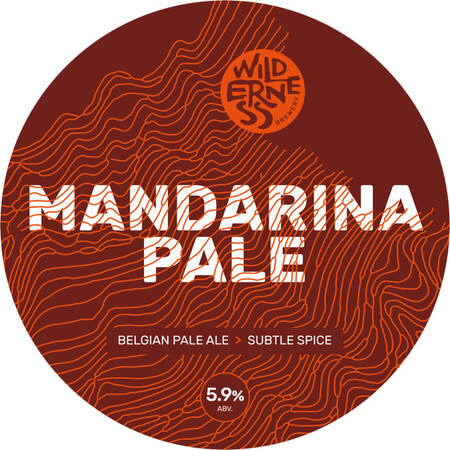 Wilderness Brewery Mandarina Pale – Buy Beer online on EeBriaTrade.com