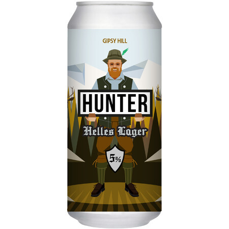 Gipsy Hill Brewing Co Hunter – Buy Beer online on EeBriaTrade.com