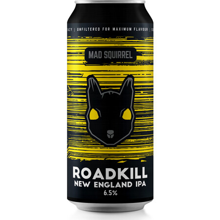 Mad Squirrel Roadkill Opaque IPA – Buy Beer online on EeBriaTrade.com