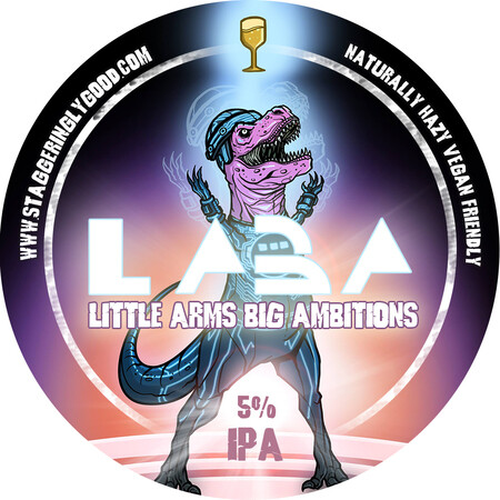 Staggeringly Good Little Arms Big Ambitions – Buy Beer online on EeBriaTrade.com