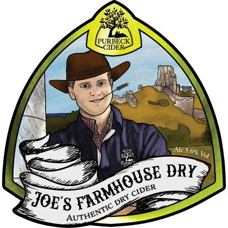Purbeck Cider Company Joes Farmhouse Dry – Buy Cider online on EeBriaTrade.com