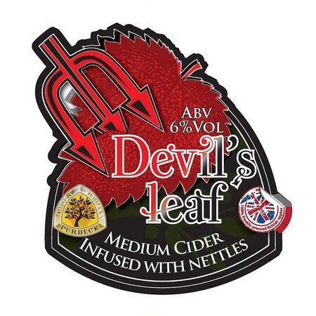 Purbeck Cider Company Devils Leaf – Buy Cider online on EeBriaTrade.com