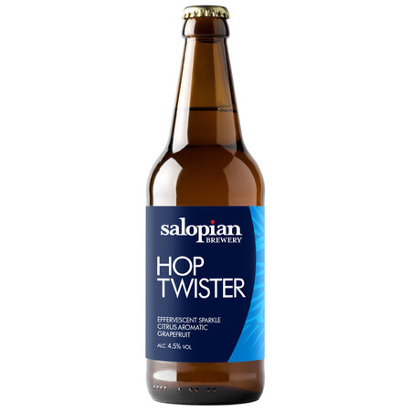 Salopian Brewery Hoptwister – Buy Beer online on EeBriaTrade.com