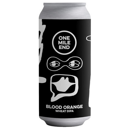 One Mile End Blood Orange Wheat DIPA – Buy Beer online on EeBriaTrade.com