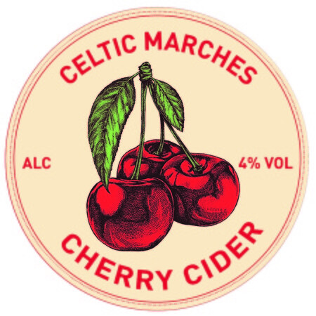Celtic Marches Cherry Cider – Buy Cider online on EeBriaTrade.com