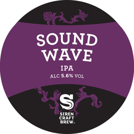 Siren Craft Brew Soundwave IPA – Buy Beer online on EeBriaTrade.com