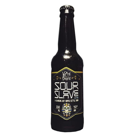 Weird Beard Brew Co Sour Slave – Buy Beer online on EeBriaTrade.com