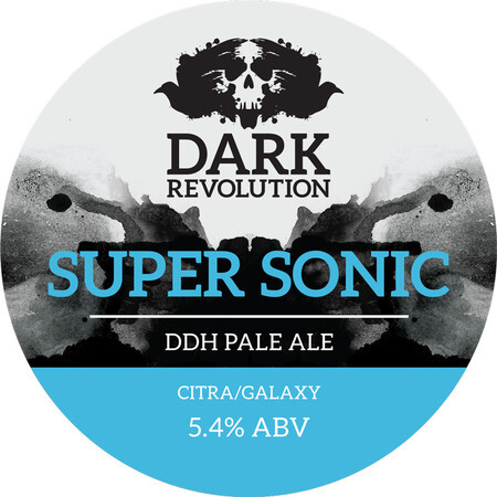 Dark Revolution Super Sonic – Buy Beer online on EeBriaTrade.com