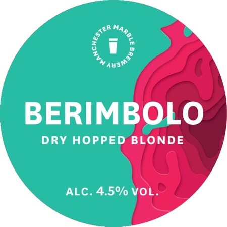 Marble Brewery Berimbolo – Buy Beer online on EeBriaTrade.com