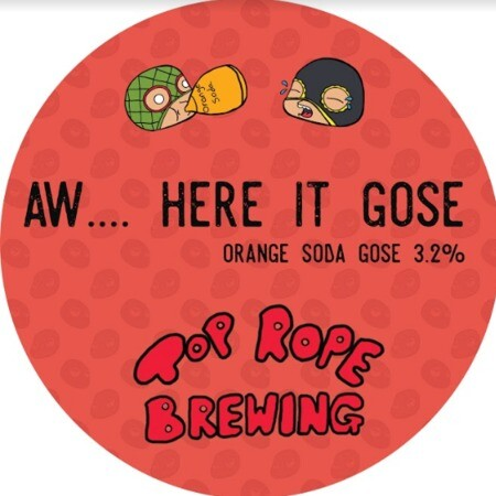 Top Rope Brewing Aw...Here It Gose – Buy Beer online on EeBriaTrade.com