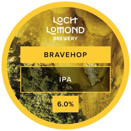 Buy Loch Lomond Brewery Bravehop | Buy Beer online direct from Loch Lomond  Brewery | EeBriaTrade.com
