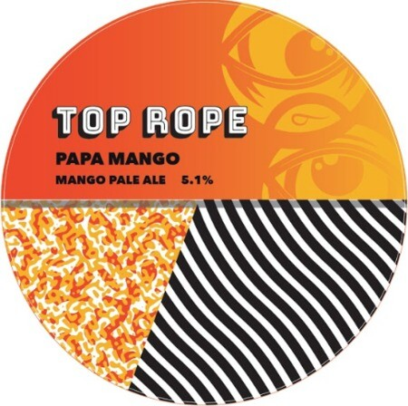 Top Rope Brewing Papa Mango – Buy Beer online on EeBriaTrade.com