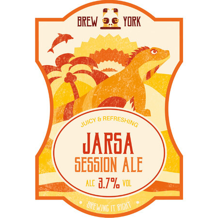 Buy Brew York (Cask) JARSA (Cask) | Buy Beer online direct
