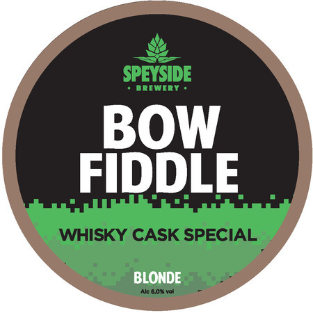 Speyside Brewery Bow Fiddle Blonde Whisky Cask Special – Buy Beer online on EeBriaTrade.com