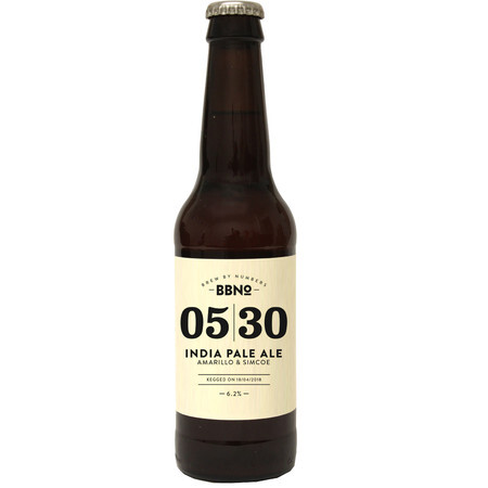 Brew By Numbers 05|30 - India Pale Ale - Amarillo & Simcoe – Buy Beer online on EeBriaTrade.com