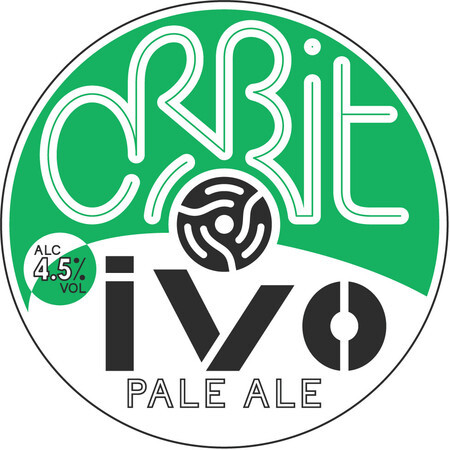 Orbit Beers London Ivo (Pale Ale) – Buy Beer online on EeBriaTrade.com