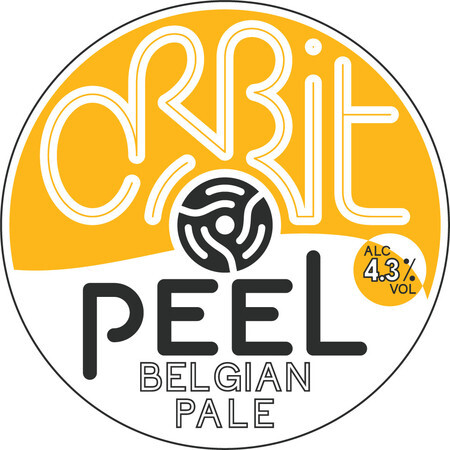 Orbit Beers London Peel (Keykeg) – Buy Beer online on EeBriaTrade.com