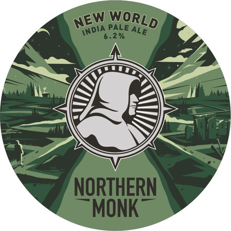 Northern Monk Brew Co. New World IPA – Buy Beer online on EeBriaTrade.com