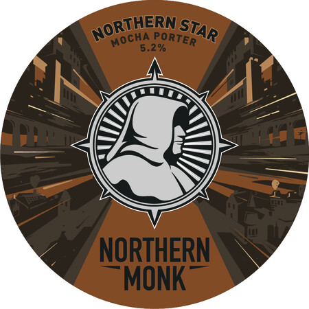 Northern Monk Brew Co. Northern Star Mocha Porter – Buy Beer online on EeBriaTrade.com
