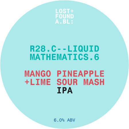 Lost+Found A.BL R28.C LIQUID MATHEMATICS 6 – Buy Beer online on EeBriaTrade.com