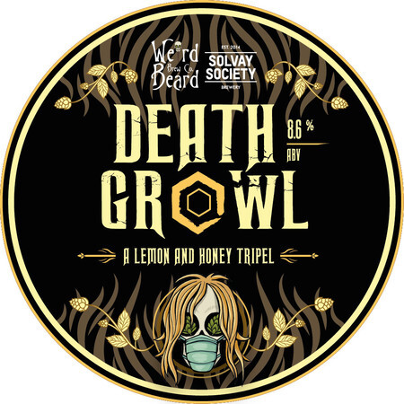 Weird Beard Brew Co Death Growl – Buy Beer online on EeBriaTrade.com