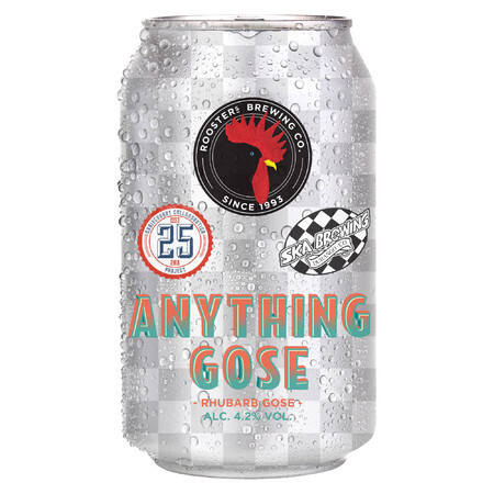 Rooster's Brewing Co. Anything Gose – Buy Beer online on EeBriaTrade.com