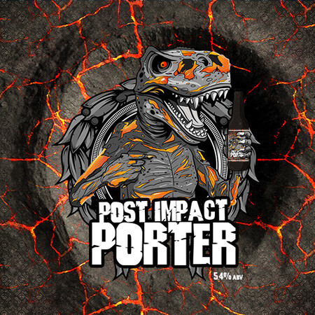 Staggeringly Good Post Impact Porter – Buy Beer online on EeBria.com
