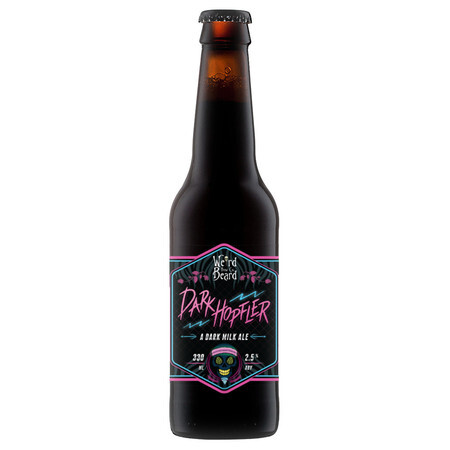 Weird Beard Brew Co Dark Hopfler – Buy Beer online on EeBriaTrade.com