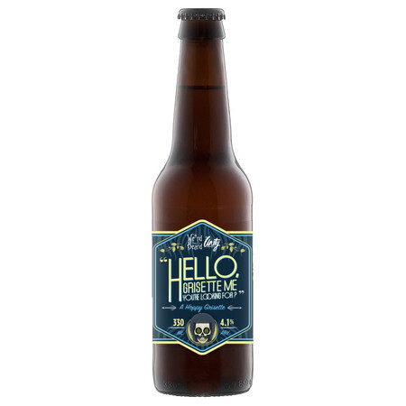 Weird Beard Brew Co Hello, Grisette Me You're Looking For? – Buy Beer online on EeBriaTrade.com