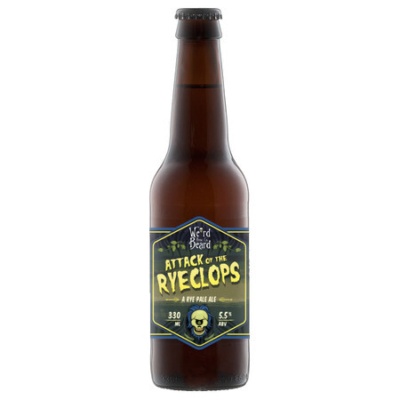 Weird Beard Brew Co Attack of the Ryeclops – Buy Beer online on EeBriaTrade.com