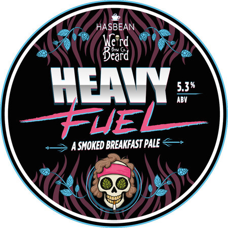 Weird Beard Brew Co Heavy Fuel – Buy Beer online on EeBriaTrade.com