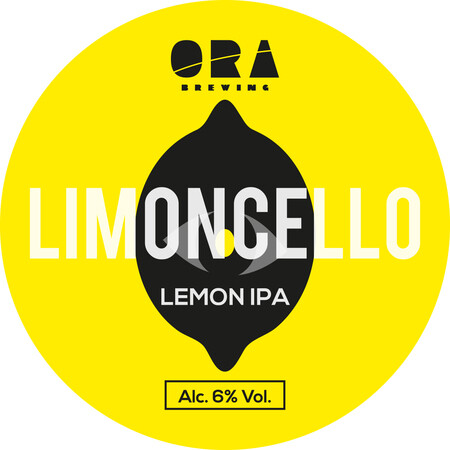 ORA Brewing Company Limoncello IPA – Buy Beer online on EeBriaTrade.com