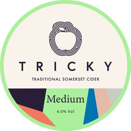Tricky Cider Medium – Buy Cider online on EeBriaTrade.com