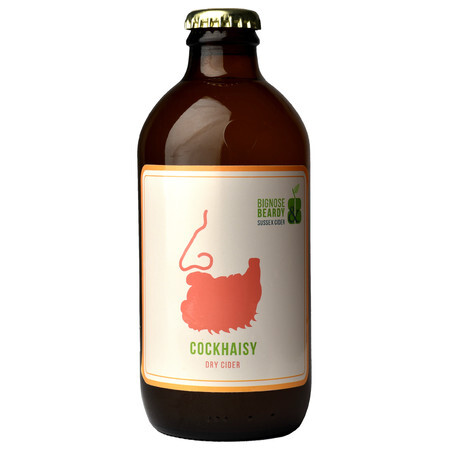 Bignose & Beardy Cockhaisy (2017) Case – Buy Cider online on EeBriaTrade.com