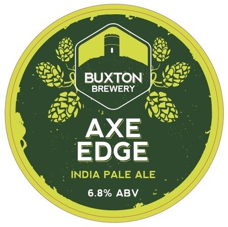 Buxton Brewery Axe Edge (Pre-order) – Buy Beer online on EeBria.com