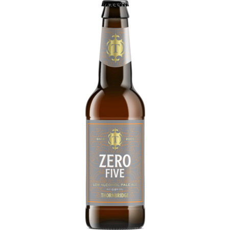Thornbridge Brewery Zero Five – Buy Beer online on EeBriaTrade.com