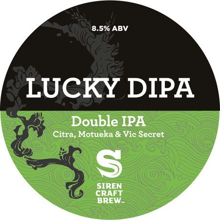 Siren Craft Brew Lucky DIPA – Buy Beer online on EeBriaTrade.com