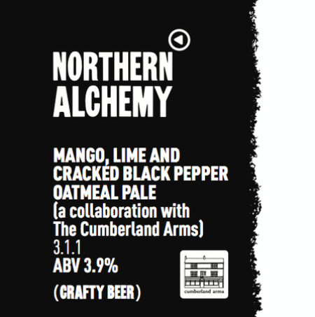 Northern Alchemy Mango, Lime & Cracked Black Pepper Oatmeal Pale – Buy Beer online on EeBriaTrade.com