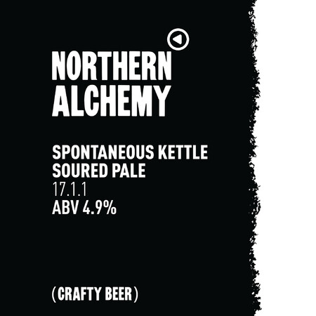 Northern Alchemy Spontaneous Kettle Soured Pale – Buy Beer online on EeBriaTrade.com