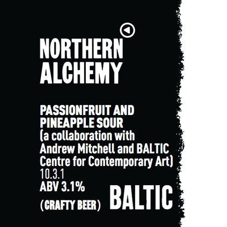 Northern Alchemy Passionfruit & Pineapple Sour – Buy Beer online on EeBriaTrade.com