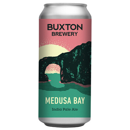 Buxton Brewery Medusa Bay – Buy Beer online on EeBriaTrade.com