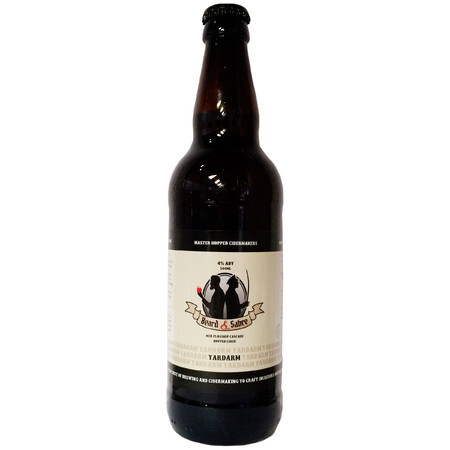 Beard and Sabre Yardarm – Buy Cider online on EeBriaTrade.com