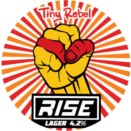 Tiny Rebel Brewing RISE – Buy Beer online on EeBriaTrade.com