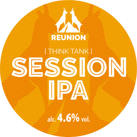 Reunion Ales Think Tank Session IPA – Buy Beer online on EeBriaTrade.com