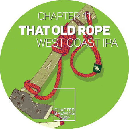 Chapter Brewing Co 11. That Old Rope – Buy Beer online on EeBriaTrade.com