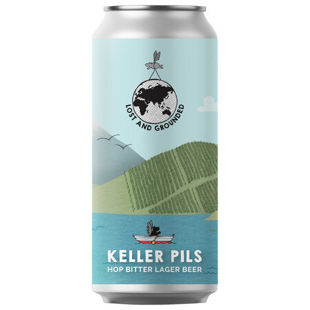 Lost And Grounded Brewers Keller Pils (Can) – Buy Beer online on EeBriaTrade.com