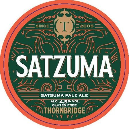Thornbridge Brewery Satzuma – Buy Beer online on EeBriaTrade.com