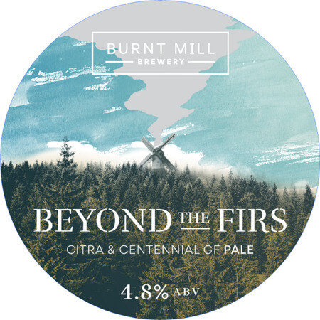 Burnt Mill Brewery Beyond The Firs GF Pale – Buy Beer online on EeBriaTrade.com