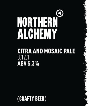 Northern Alchemy Citra & Mosaic Pale – Buy Beer online on EeBriaTrade.com